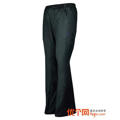 愛世克斯 亞瑟士ASICS 運動長褲CFW602-9090 女款 黑色