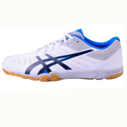 亚瑟士 ASICS男鞋女款专业乒乓球鞋 1073A002-100白色