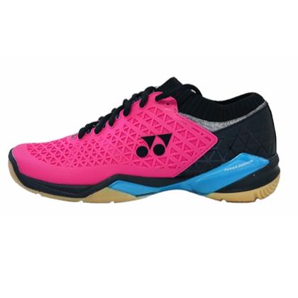 尤尼克斯YONEX羽毛球鞋 SHBELSZMEX 男款 粉色(新一代混合型战靴)