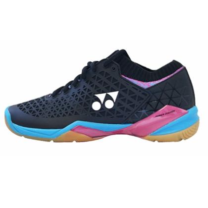 尤尼克斯YONEX羽毛球鞋 SHBELSZLEX 女款 黑色(新一代混合型战靴)