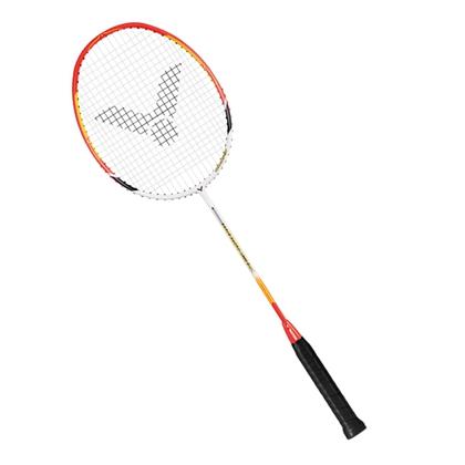 胜利VICTOR羽毛球拍 亮剑1900Q(BRS1900Q)粉色 (速度型入门神器首选)