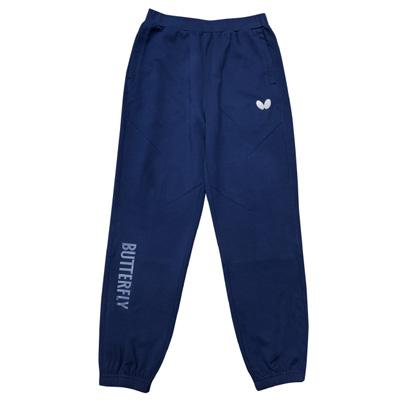 蝴蝶Butterfly BWS-620-05 运动长裤 男女通用款 蓝色
