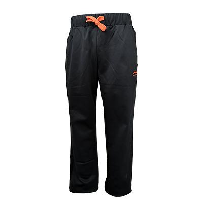 李宁运动长裤 AKLH517-2  黑色 男款直筒卫裤 羽毛球长裤/跑步长裤/健身长裤/运动长裤