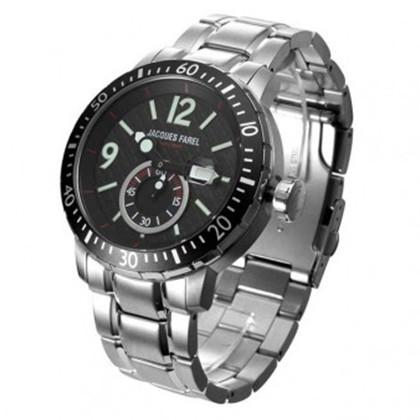 雅客珐瑞时尚运动男士高精度多功能手表,精确计时的单向旋转手表!