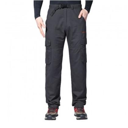 Clothin/卡鲁森 长裤男工装裤多口袋纯棉材质长裤CP13402