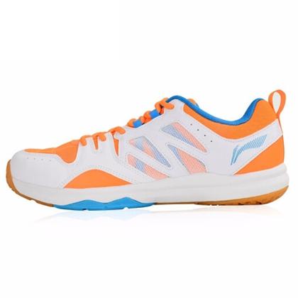 李宁羽毛球鞋 AYTP021-4 男款透气减震羽毛球训练鞋