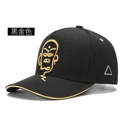 GC岗措棒球帽 喜马拉雅文化原创品牌 王者系列 手工制作户外帽子棒球帽!