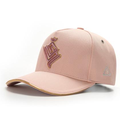 GC岗措棒球帽 喜马拉雅文化原创品牌 金翅大鹏 粉布粉标 女款帽子棒球帽 精美刺绣