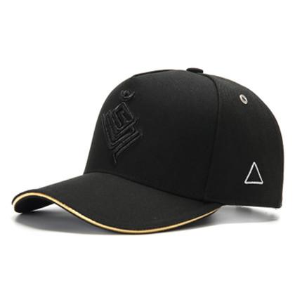 GC岗措棒球帽 喜马拉雅文化原创品牌 金翅大鹏 黑布黑标 男女款通用帽子棒球帽 精美刺绣