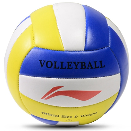 李宁排球 002-1经典5号款沙滩软排球