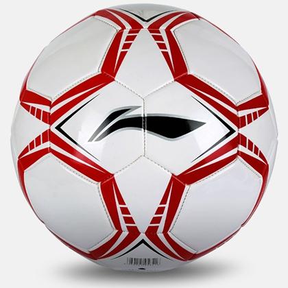 李寧足球 002 機縫5號足球 耐磨PU材質