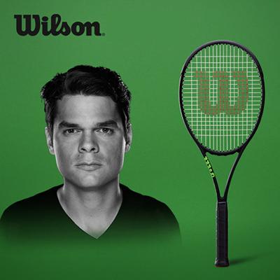 WILSON维尔胜网球拍 (W7407)BLADE 98 16X19 BK TNS FRM W/O CVR304g