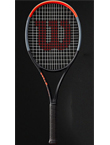 WILSON维尔胜网球拍 (W0088)CLASH  108  FRM 2  280g  16*19