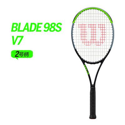 WILSON维尔胜网球拍 (W0138)BLADE 98S 18*16 V7.0 TNS FRM 2号拍柄  295g