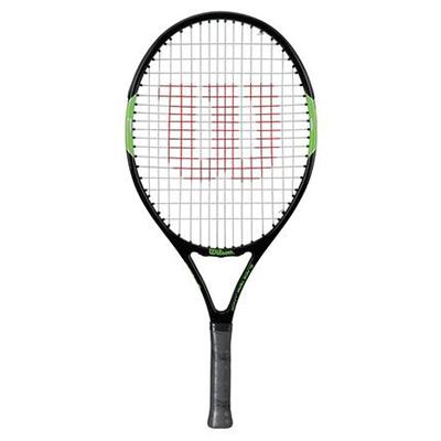 WILSON维尔胜网球拍 (W2163)Blade Team 23 碳合金一体轻量青少年初学网球拍 适合七八岁的儿童
