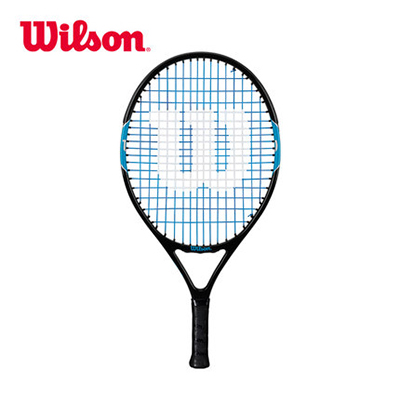 WILSON维尔胜网球拍 (W2087)Ultra Team 23 儿童青少年初学 入门 网球拍 适合7-8岁左右的儿童
