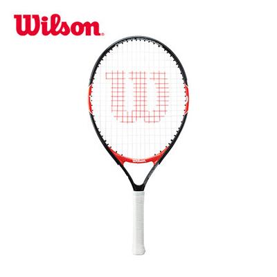 WILSON维尔胜网球拍 (W200700)ROGER FEDERER TNS RKT 23 青少年入门球拍 轻量大拍面