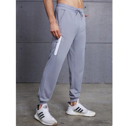 范斯蒂克长裤 MBF9235男款束口长裤 灰色