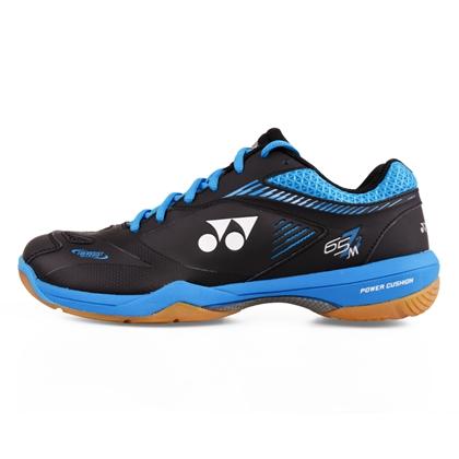 尤尼克斯 YONEX 羽毛球鞋 SHB-65Z2MEX 黑藍 專業男款 桃田賢斗最新戰靴