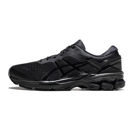 亚瑟士ASICS跑步鞋 稳定支撑跑鞋男士EXALT专业运动减震跑步鞋 T8D0Q-9094 黑色