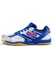 蝴蝶L5乒乓球鞋 宝蓝/白色款 男女通用 L-5专业乒乓球运动鞋 Butterfly LEZOLINE-5-0508