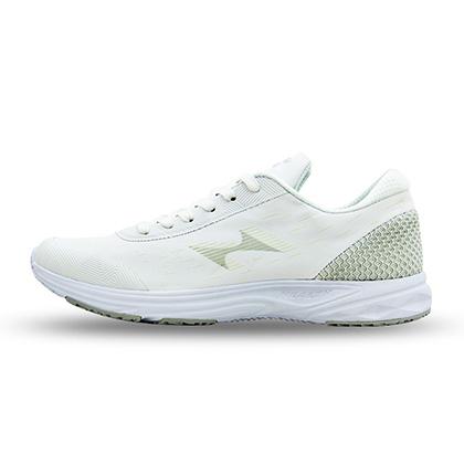 海尔斯HEALTH跑步鞋 776S 白色(夜行者跑鞋,鞋底更耐磨)