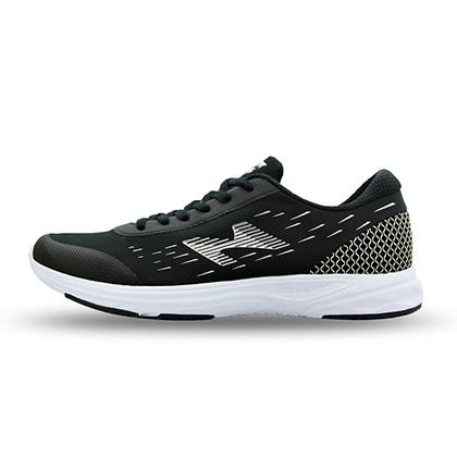 海尔斯HEALTH跑步鞋 776S 黑色(夜行者跑鞋,鞋底更耐磨)