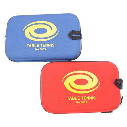 银河乒乓拍包 NO.8009#哥伦比亚国家队硬质方形乒乓球拍套拍包