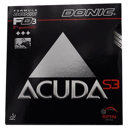 多尼克Donic Acuda S3 反胶套胶FD3(方程式第三代)
