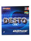 多尼克F2反胶套胶/德士途F2(DONIC Desto F2)反胶套胶