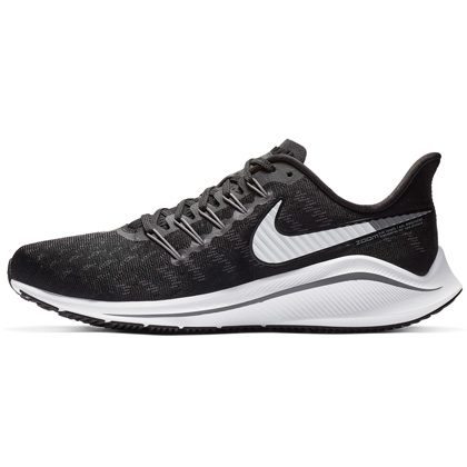耐克跑步鞋 NIKE AIR ZOOM VOMERO 14 男 AH7857-001 黑/闪电灰/白色