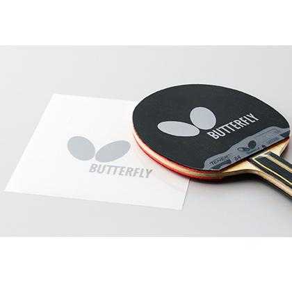 蝴蝶Butterfly 75650 粘性保护贴,本身带自粘性,专门用于涩性套胶保护