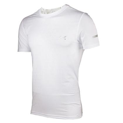 海尔斯跑步T恤 TX-0006 白色 男/女款(跑团团购款,性价比之选)