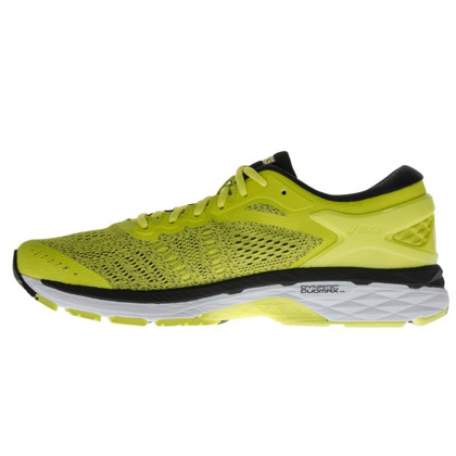 亚瑟士ASICS跑步鞋 K24男款跑鞋KAYANO 24 T749N-8990 (跑鞋之王,稳定支撑)