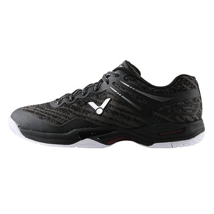 胜利VICTOR羽毛球鞋 添翼A922C 男款 黑色 简约不凡  轻量透气
