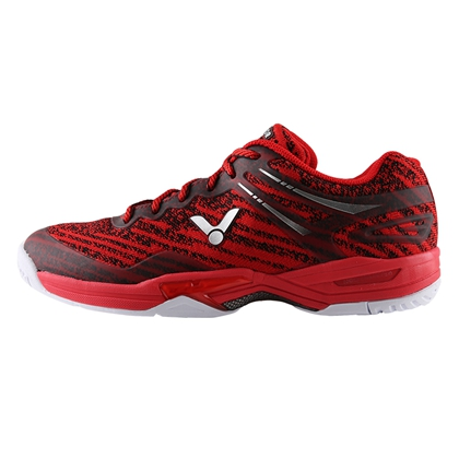 胜利VICTOR羽毛球鞋 添翼A922D 中性款 鲜红 简约不凡 轻量透气