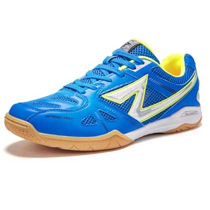速博特 专业乒乓球鞋ST28006 闪电畅透缓震减压 乒乓球鞋 科技蓝