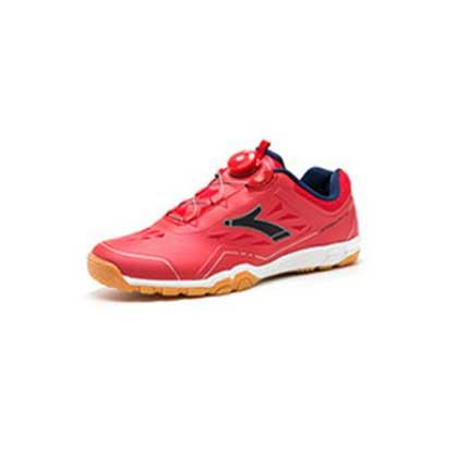 速博特 专业运动乒乓球鞋ST27001 小幻速 儿童款乒乓球鞋 中国红