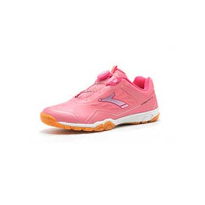 速博特专业运动乒乓球鞋ST27001 小幻速儿童款 乒乓球鞋 粉色