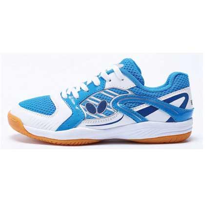 蝴蝶Butterfly CHD-3 03儿童乒乓球鞋 彩蓝