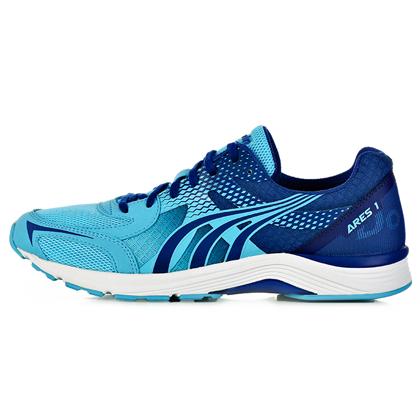多威Dowin跑步鞋 战神1(ARES1)男款马拉松竞速跑步鞋 MR9666A 蓝色