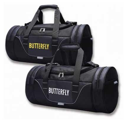 蝴蝶BUTTERFLY BTY-311  圆筒包 0209黑白色0211黑黄色