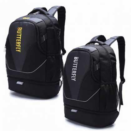 蝴蝶BUTTERFLY BTY-313  双肩包 0209黑白色0211黑黄色