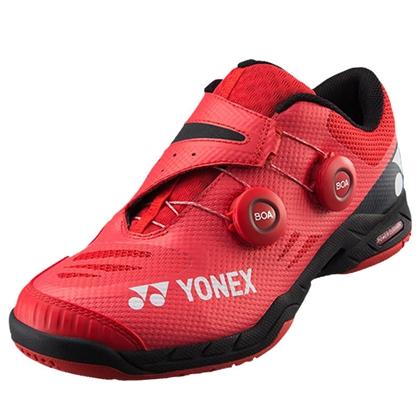 尤尼克斯YONEX羽毛球鞋 SHB-IFEX 男款 红色(INFINITY 英菲尼迪)
