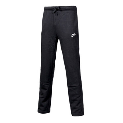 耐克NIKE长裤 804400-010 男款黑色(简约舒适,直筒设计)