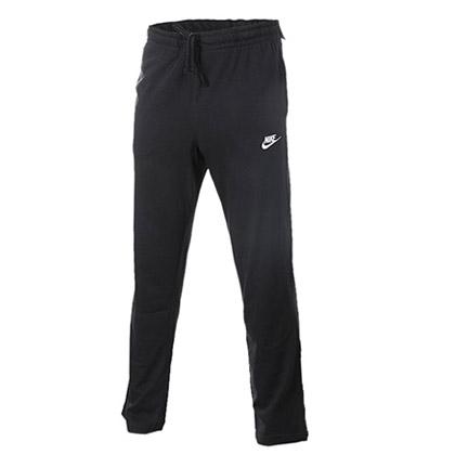 耐克NIKE长裤 804422-010 男款黑色(简约舒适,直筒设计)