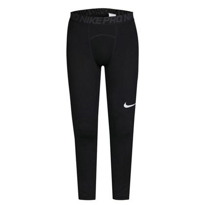 耐克NIKE紧身长裤 838068-010男款黑色紧身裤(健身房型男/跑男之选)
