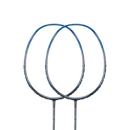李宁 羽毛球拍 立体风刃600/风刃600C/风刃600B 中端全碳素进攻型