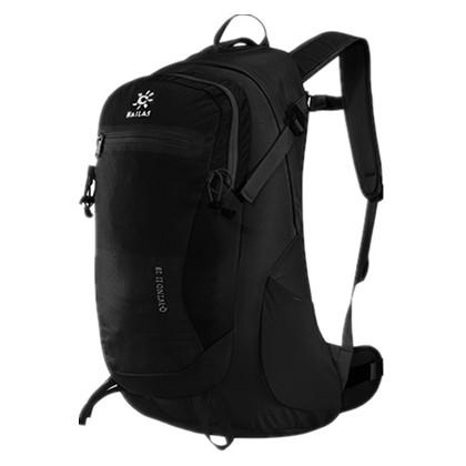 凯乐石登山徒步背包 28L户外运动双肩背包风驰升级版DA300005 黑色