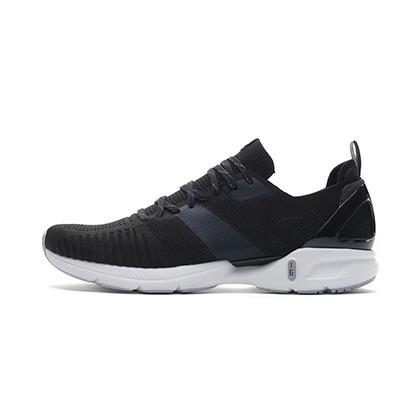 李寧跑步鞋 超輕16代 ARBP009-2 男 標準黑/標準白(輕透、輕爽、輕盈)